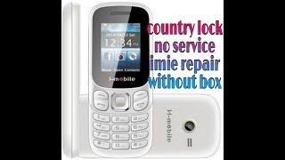 H Mobile Country Lock \imei Repair\ No Service