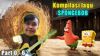 Download lagu KOMPILASI LAGU SPONGEBOB SQUAREPANTS FULL PART 0-6