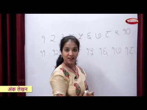Writing Hindi Numbers Step By Step   हिंदी अंक   Writing Numbers in Hindi   Learn Numbers in Hindi