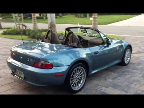 2002 BMW Z3 3.0 Roadster for sale by Auto Europa Naples