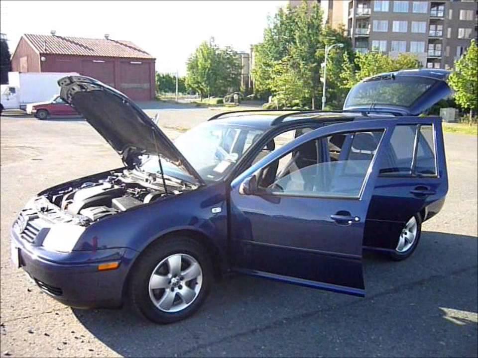2006 Volkswagen Jetta Turbo Diesel Wagon TDI - Auto - SOLD - www.Malibu Motors Victoria.com ...