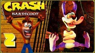 Crash Bandicoot #2 - Błyska jasno, a potem znika. Nie może ochronić, a jedynie niszczy.