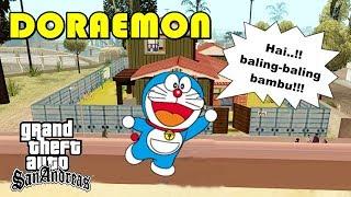 Kisah Tentang Doraemon dan Rumah Nobita - GTA Lucu Indonesia Dyom