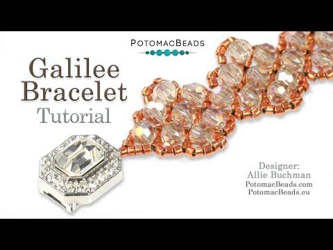 Galilee Bracelet (Tutorial)