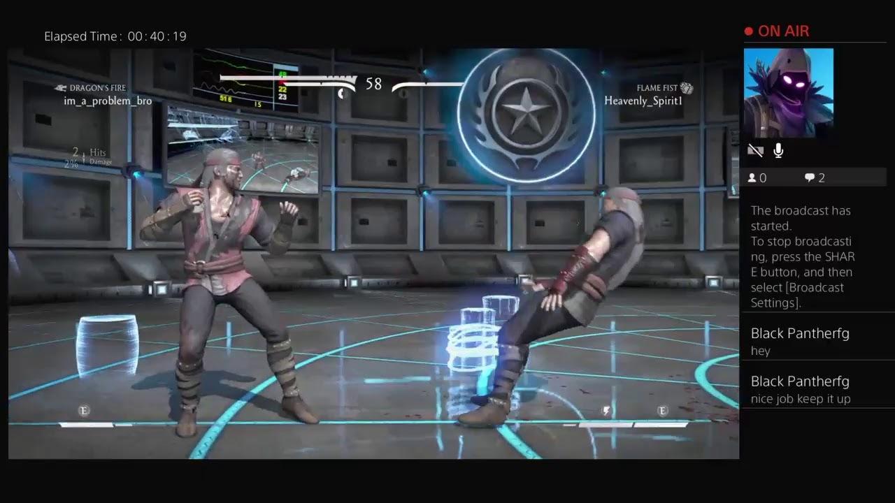 Mortal Kombat x problèmes de matchmaking 40 s Dating