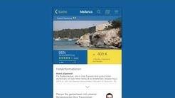 Die HolidayCheck App