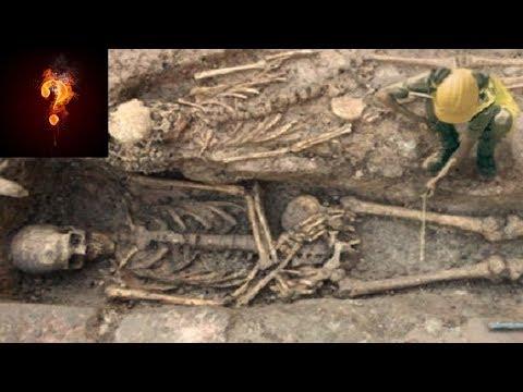 "Biblical Giant ""Og"" Found In Golan Heights?"