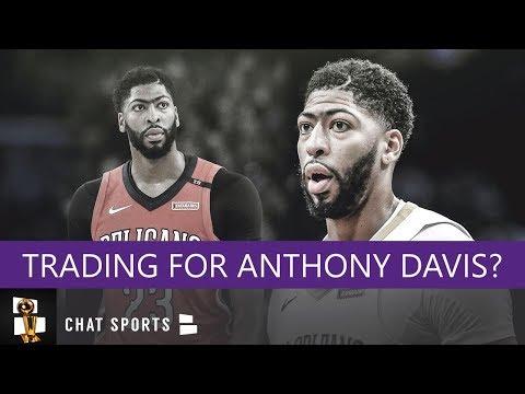 Lakers Rumors: Trading For Anthony Davis, Brandon Ingram Trade, Trevor Ariza Trade