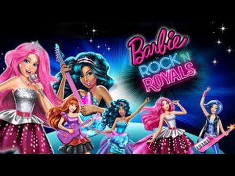 Barbie Rock royals filme completo em portugues - Josy Melhnik