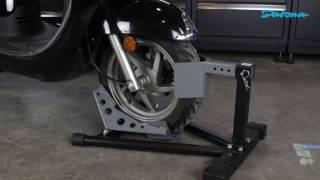 Productreview | Inrijklem voor scooters | Datona.nl