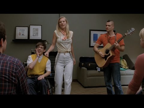 GLEE - My Cup (Full Performance) HD