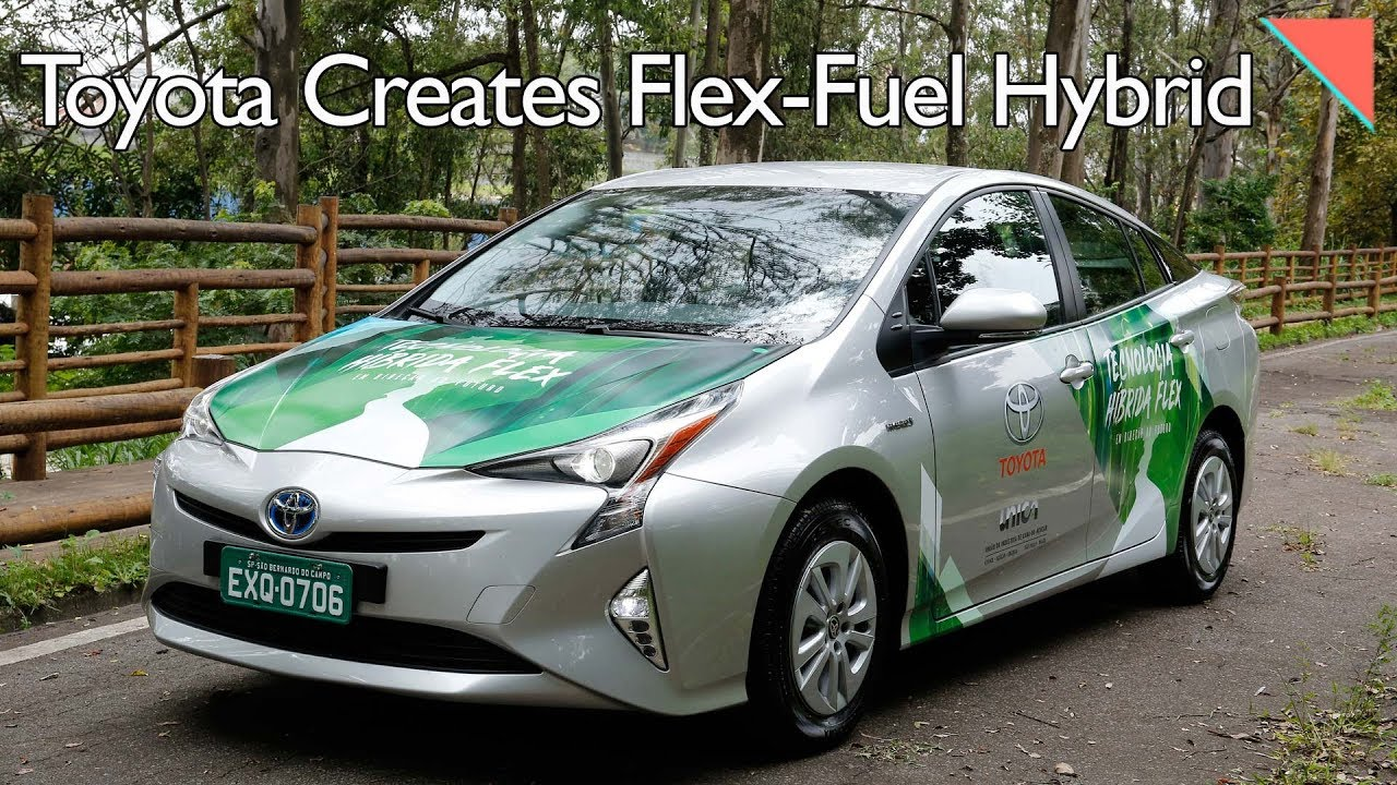 Toyota Reveals 1st Flex Fuel Hybrid Vw Working On Compact Cuv Autoline Daily 2314