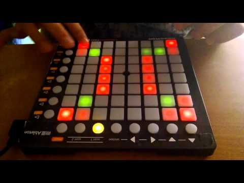 Skrillex & Alvin Risk- Try it out (launchpad cover)