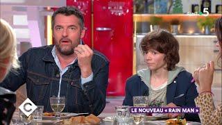 Au dîner avec Arnaud Ducret et Max Baissette De Malglaive - C à Vous - 03/05/2018