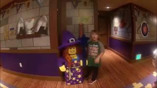 Legoland Castle Hotel Tour California - December 2018