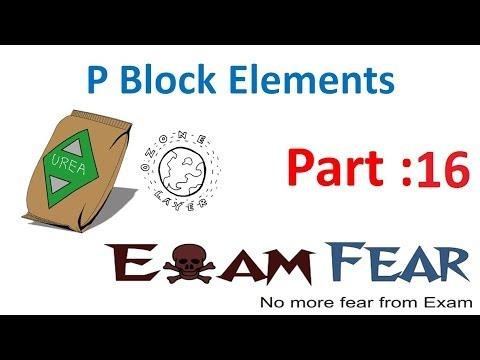 Chemistry P Block part 16 (Oxides of Nitrogen :Properties, uses, preparation) CBSE class 12 XII