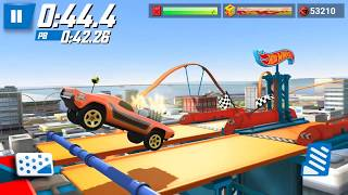 Hot Wheels: Race Off - Daily Race Off And Supercharge Challenge #142 | Android Gameplay| Droidnation