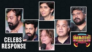 Celebs Response On Angamaly Diaries at Bombay Premier Show | Film by Lijo Jose Pellissery