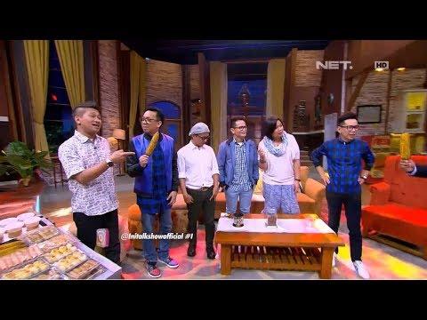 The Best of Ini Talkshow - Kompaknya Mang Saswi Nyanyiin Aneka Makanan Bareng Project Pop