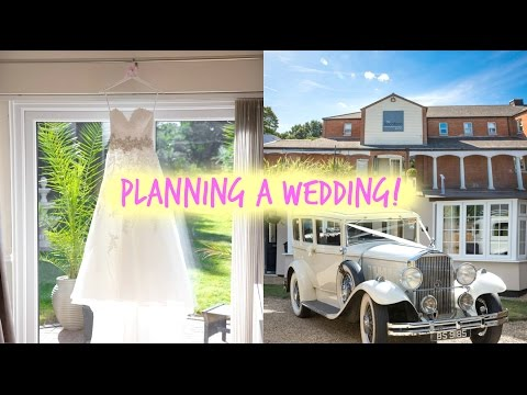 WEDDING PLANNING! WHAT TO DO & TIPS! | WEDDING SERIES