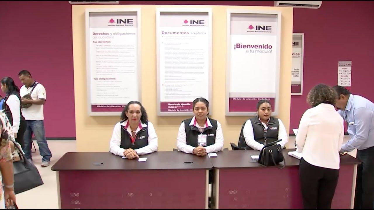 El Ine Inaugura Macro Módulo De Atención Ciudadana En Cancún Quintana Roo