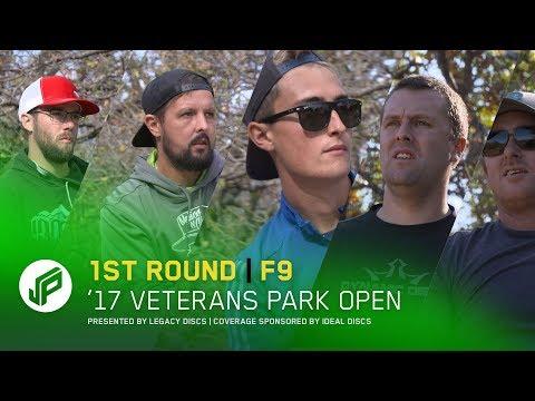 2017 Veteran's Park Open | Round 1, Front 9 | McMahon, Williams, Seaborn, Hatfield, Grider