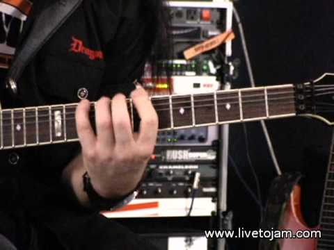 how to play metal lead guitar lessons triplet exercise speed warm up exersices part 4 youtube. Black Bedroom Furniture Sets. Home Design Ideas
