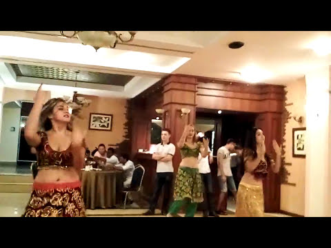 Tashkent tourism night dance