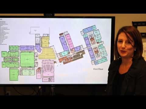 Architect discusses South Garner High School