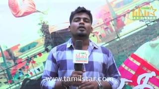 Ashvith At Kadhal Kaalam Audio Launch