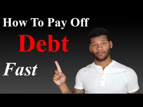 Credit Card Debt | How to Pay It Off Fast (Pay Less Interest)