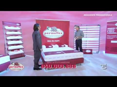 Materassi Permaflex Memory Piuma.Permaflex Offerta Memory Piuma Versione 03 Bonolis