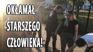 BEZCZELNE zachowanie Rafała Trzaskowskiego wobec starszego dziennikarza!!!