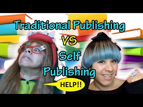 ❤ PROS & CONS  ❤ Traditional Publishing vs Self Publishing