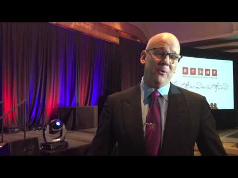John Heilemann, Recipient of the First Amendment Award