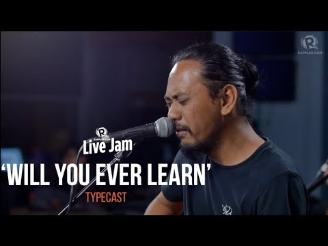 TYPECAST - Will You Ever Learn (MYX Live! Performance ...