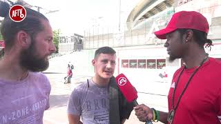 Arsenal Will Do Well If David Luiz Plays In A Back Three (Chelsea Fan) | AFTV Deadline Day