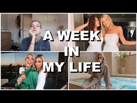 WEEK IN MY LIFE: opening up, my birthday & sorority recruitment! thumbnail