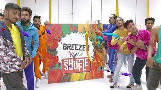 Breezer Vivid Shuffle Shuffle Track 2.0 | Fejo | Raftaar | Varun Dhavan