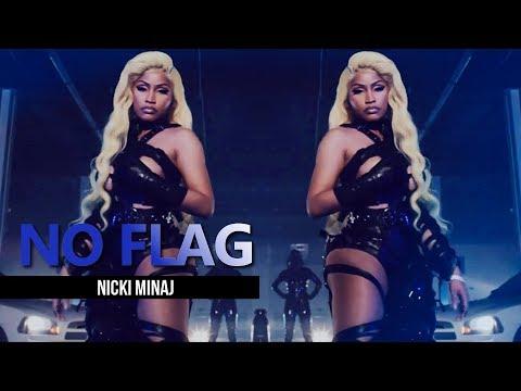 Nicki Minaj - No Flag (Verse Video) HD