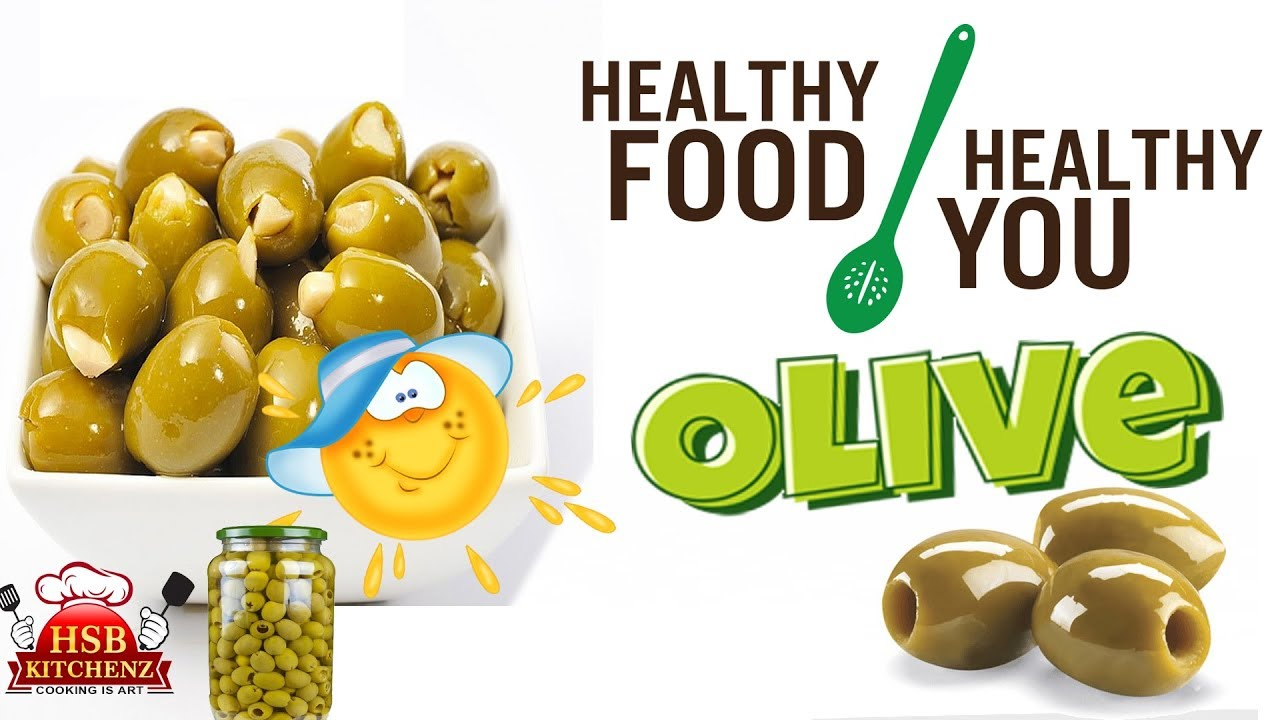 how do nutrients in olives benefit your diet