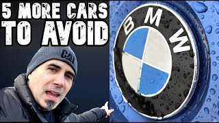 5 Luxury Cars That Won't Last 10 Years!