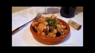 Spanish Tapas   Marinated Cauliflower