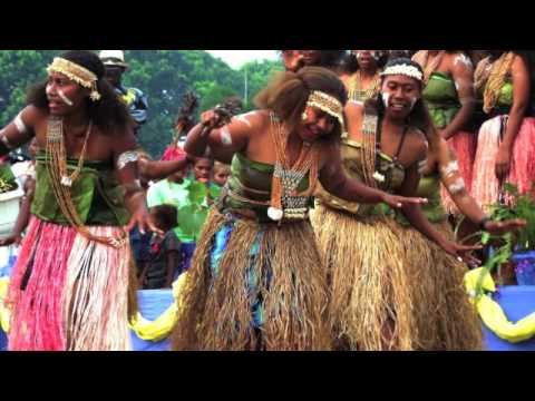 The Blackman's Culture - Jah Roots of Solomon Islands