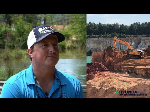 Full Circle Aggregates, Atomic Sand, Hyundai Construction Equipment Customer Testimonial