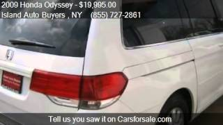 2009 Honda Odyssey EX-L for sale in WEST BABYLON, NY 11704 a