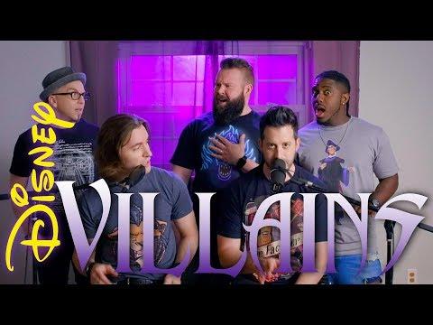 ACA TOP 10 - DISNEY VILLAINS  |  A Cappella Medley