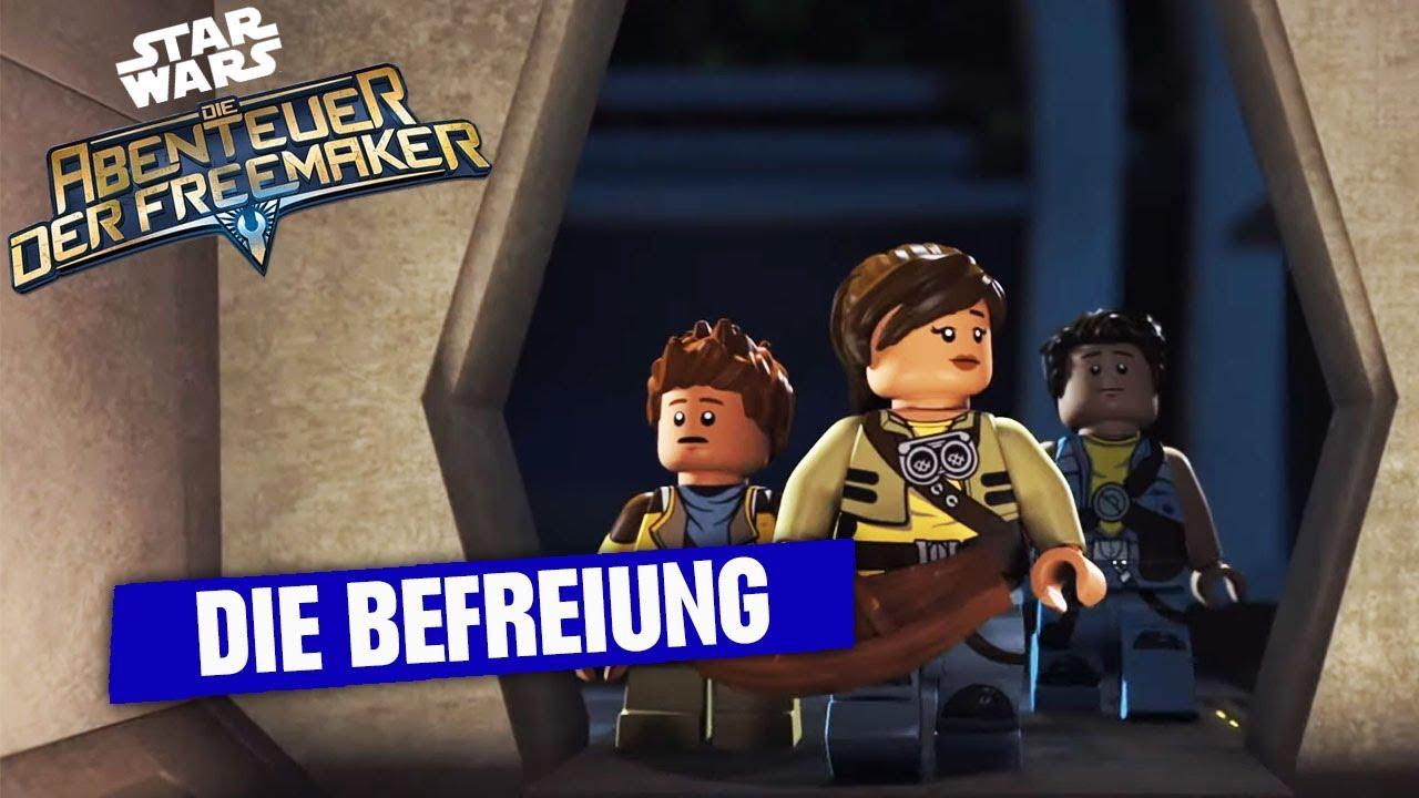 Star Wars Die Abenteuer Der Freemaker