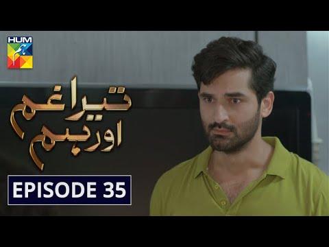 Download Tera Ghum Aur Hum Episode 35 HUM TV Drama 28 October 2020