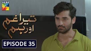 Tera Ghum Aur Hum Episode 35 HUM TV Drama 28 October 2020